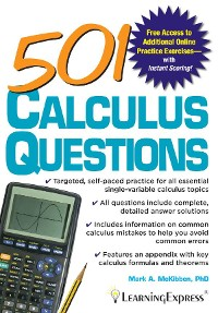 Cover 501 Calculus Questions