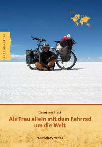 Cover Als Frau allein mit dem Fahrrad um die Welt