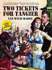 Cover Colonel Hugh North 18: Two Tickets for Tangier