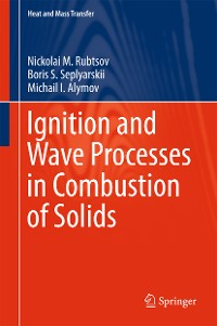 Cover Ignition and Wave Processes in Combustion of Solids