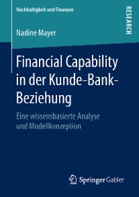 Cover Financial Capability in der Kunde-Bank-Beziehung