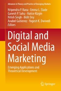 Cover Digital and Social Media Marketing