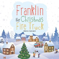Cover Franklin the Christmas Fire Truck