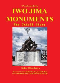 Cover IWO JIMA MONUMENTS