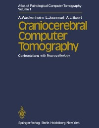 Cover Atlas of Pathological Computer Tomography