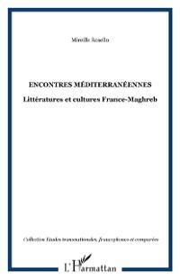 Cover Rencontres mediterraneennes