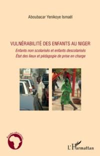 Cover Vulnerabilite des enfants au niger - enf