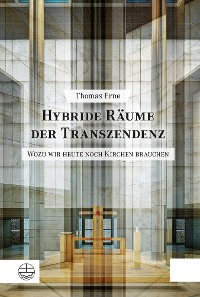 Cover Hybride Räume der Transzendenz