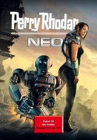 Cover Perry Rhodan Neo Paket 12: Die Posbis