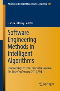 Cover Software Engineering Methods in Intelligent Algorithms