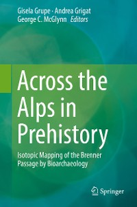 Cover Across the Alps in Prehistory