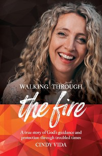 Cover Walking Through the Fire