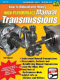 Cover How to Rebuild & Modify High-Performance Manual Transmissions