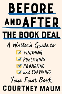 Cover Before and After the Book Deal