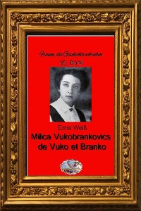 Cover Milica Vukobrankovics de Vuko et Branko