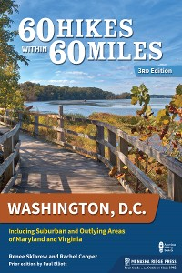 Cover 60 Hikes Within 60 Miles: Washington, D.C.