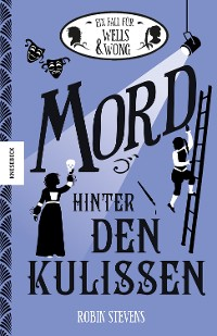 Cover Mord hinter den Kulissen