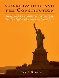 Cover Conservatives and the Constitution