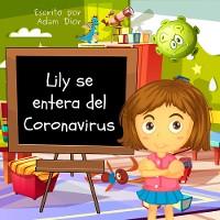 Cover Lily Se Entera del Coronavirus