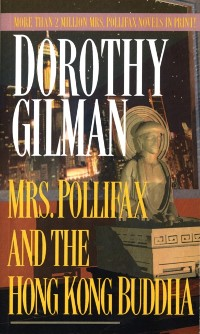 Cover Mrs. Pollifax and the Hong Kong Buddha