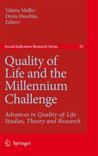 Cover Quality of Life and the Millennium Challenge