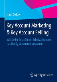 Cover Key Account Marketing & Key Account Selling