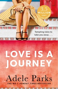 Cover Love Is A Journey