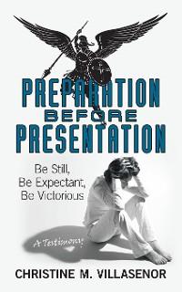 Cover Preparation Before Presentation