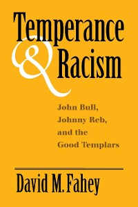 Cover Temperance And Racism