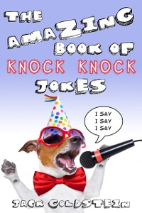 Cover Amazing Book of Knock Knock Jokes