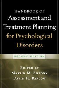 Cover Handbook of Assessment and Treatment Planning for Psychological Disorders, 2/e