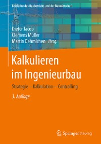 Cover Kalkulieren im Ingenieurbau