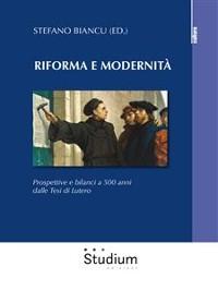 Cover Riforma e modernità