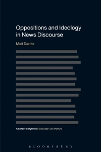 Cover Oppositions and Ideology in News Discourse