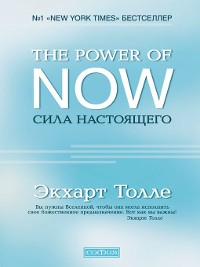 Cover The Power of Now. Сила настоящего