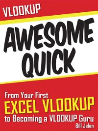Cover VLOOKUP Awesome Quick