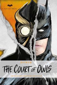 Cover DC Comics novels - Batman: The Court of Owls