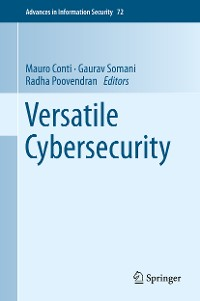 Cover Versatile Cybersecurity
