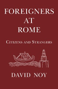 Cover Foreigners at Rome