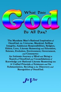 Cover What Does GOD Do All Day?