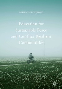 Cover Education for Sustainable Peace and Conflict Resilient Communities