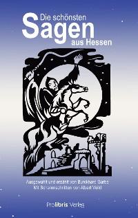 Cover Die schönsten Sagen aus Hessen