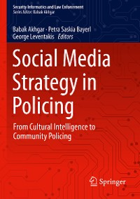 Cover Social Media Strategy in Policing