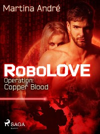 Cover RoboLOVE #2 - Operation: Copper Blood