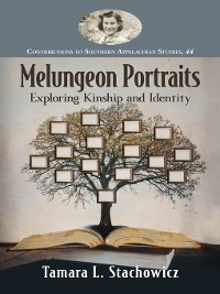Cover Melungeon Portraits