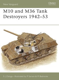 Cover M10 and M36 Tank Destroyers 1942 53