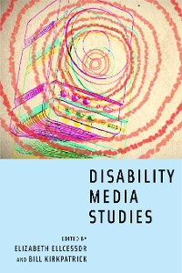 Cover Disability Media Studies