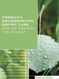 Cover America's Environmental Report Card