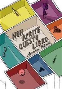 Cover Non Aprite Questo Libro