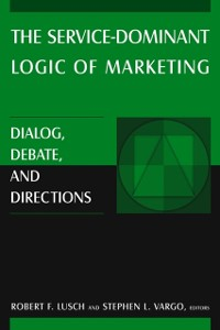 Cover Service-Dominant Logic of Marketing